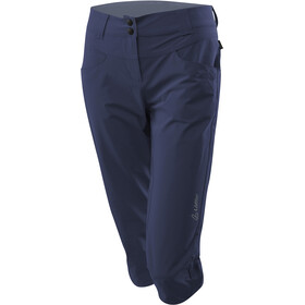 Löffler Comfort Stretch Light Trekking 3/4 Hose Damen graphite